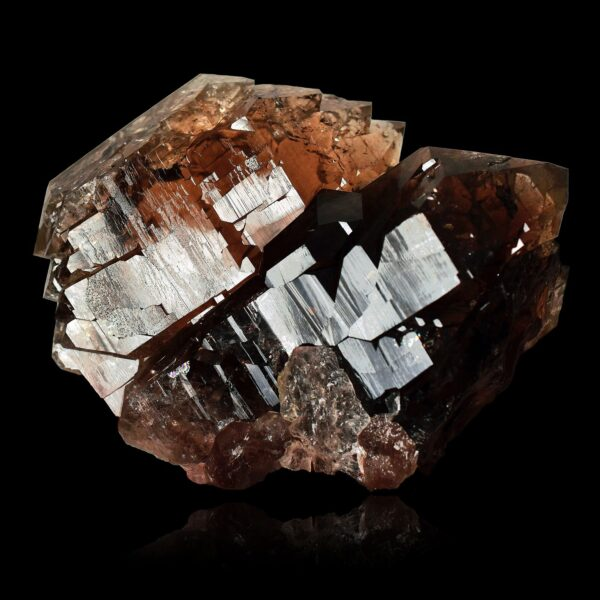 Gwindel Quartz from Dodo Mine, Russia