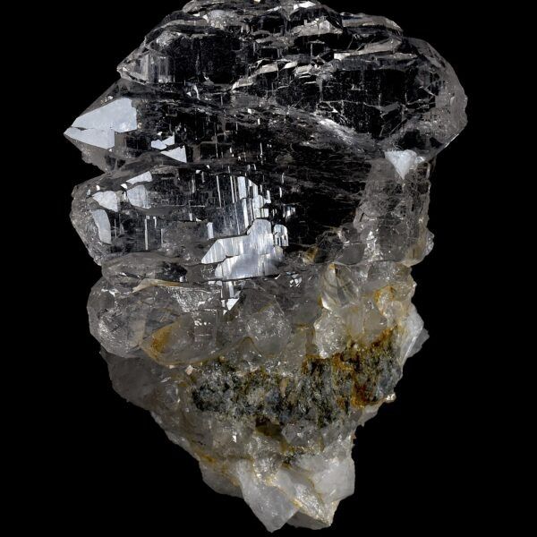 Gwindel Quartz from Alchuri, Pakistan