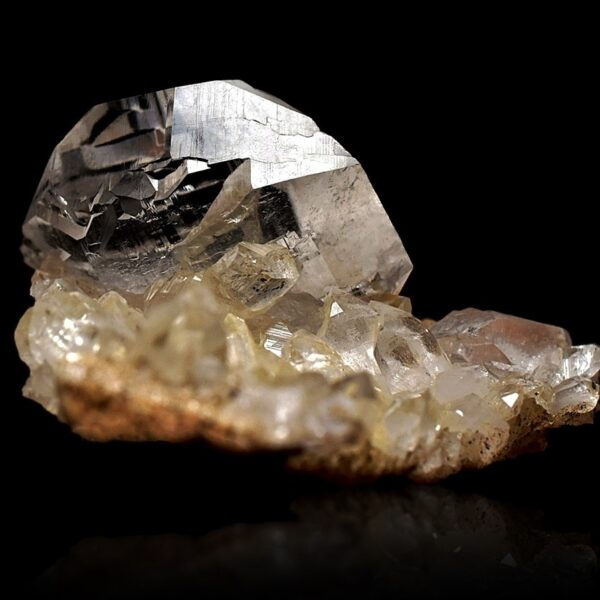 Gwindel Quartz from the Himalayas