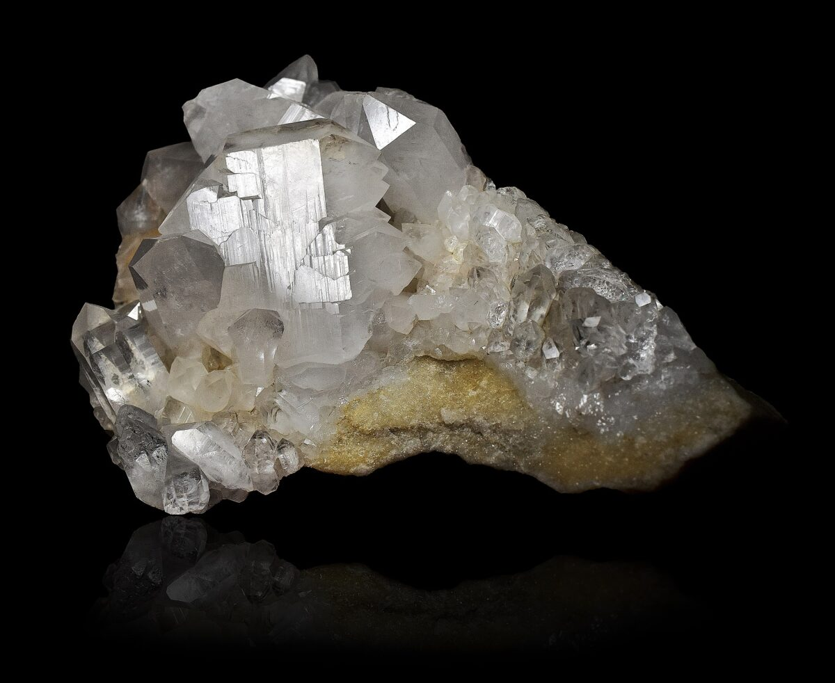 Gwindel Quartz from Shalman, Pakistan