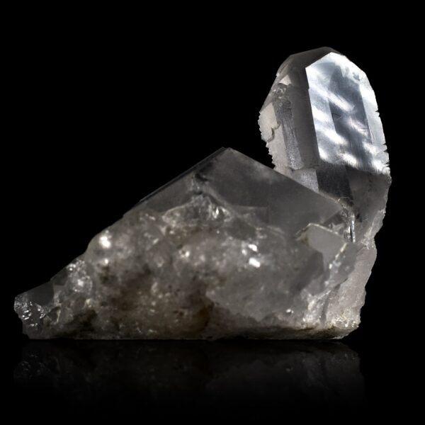 Closed Gwindel Quartz from Shalman, Pakistan