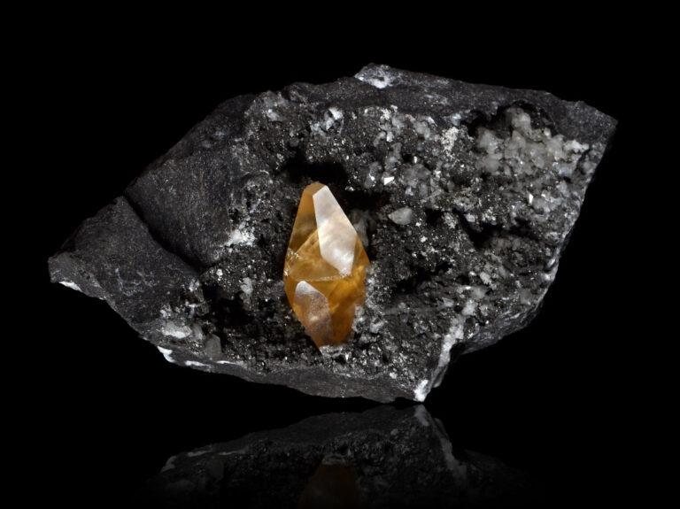 Calcite from Beez, Belgium