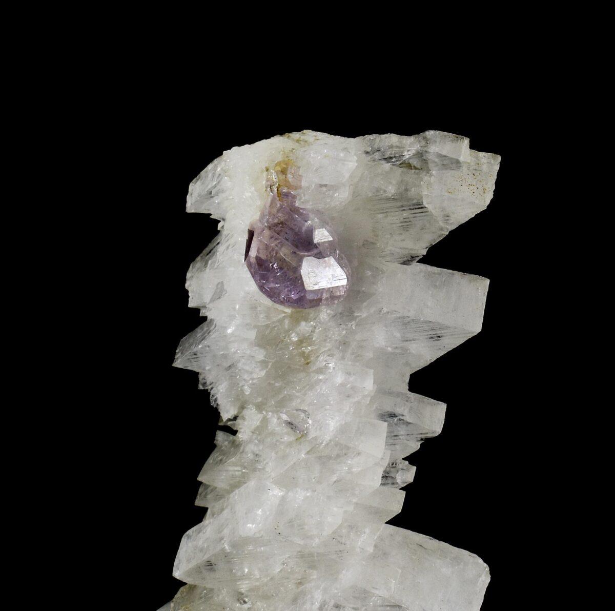 Apatite & adularia from the Val Giuv, Switzerland