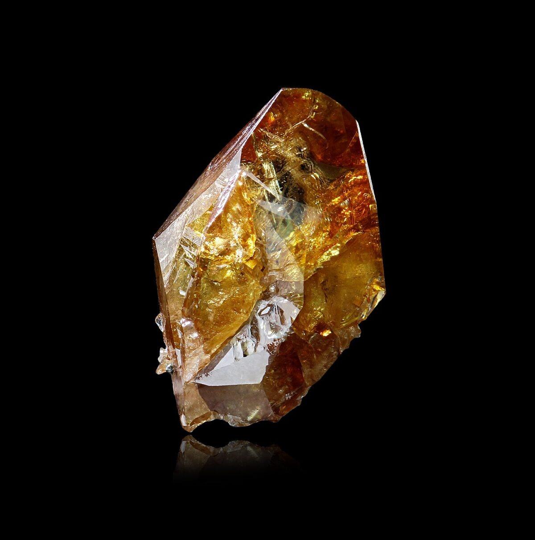 Titanite from Kristallwand, Austria